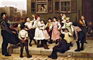 The Sidewalk Dance (also known as A Sidewalk Dance)