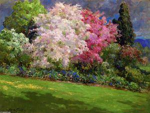 Spring Garden, Kennebunkport - Abbott Fuller Graves