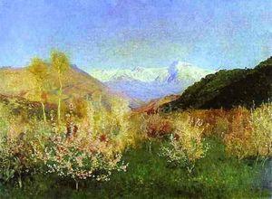 primavera in Italia