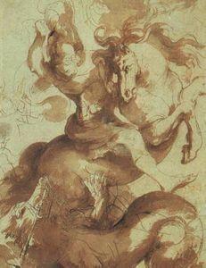St. George Slaying the Dragon