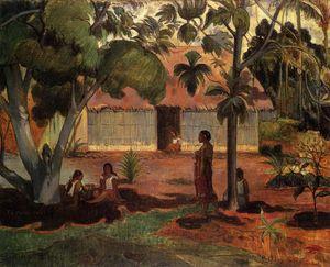 Te Ra'au Rahi (also known as The Large Tree)