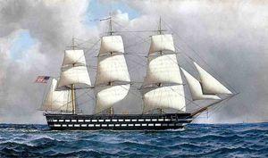 U. S. Ship-of-The-Line