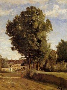 A Village near Beauvais