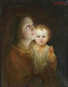 Wikioo.org - The Encyclopedia of Fine Arts - Artist, Painter  Theodore Kleehaas