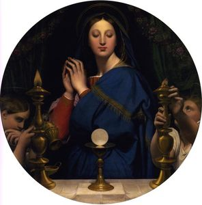 The Virgin of the Host
