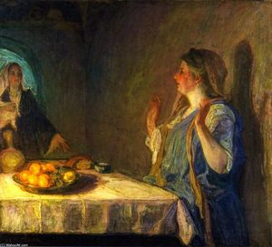 The Visitation (also known as Mary Visiting Elizabeth)