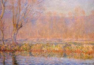 The Willow (also known as Spring on the Epte)