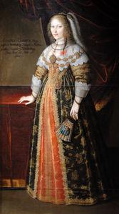 Portrait Of Henriette Luise Von Wurttemberg