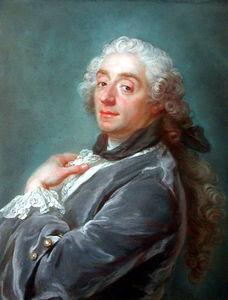 Portrait Of Francois Boucher