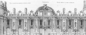 Chateau, Charleval