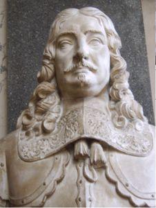 Buste De La Galerie Des Batailles Du Chateau De Versailles