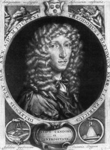 Dirck Evertsz Van Bleyswijck At The Age Of Thirty