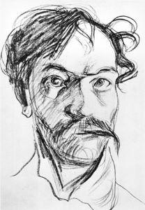 Self-portrait -