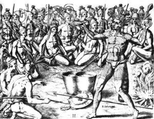 Chief Saturiba Goes To War