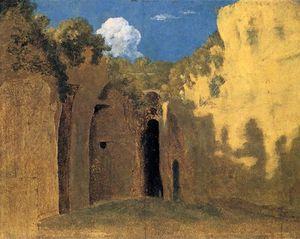 The Grotto Of Posillipo,
