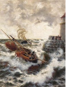 After A Stormy Night, Ramsgate