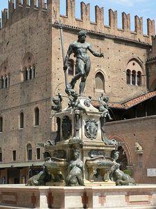 Giambologna's Neptune Fountain