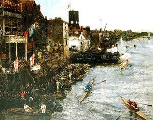 Boat Race, Chelsea