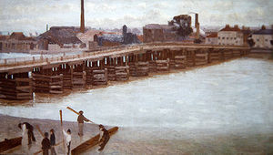 Old Battersea Bridge
