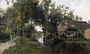 The Small Bridge, Giethoorn