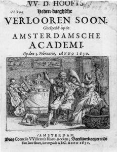 Wikioo.org - The Encyclopedia of Fine Arts - Artist, Painter  Willem Dirksz Hooft