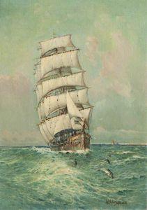 Ship In Full Sail
