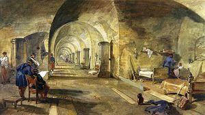 Interior Of Fort Nicholas, Sebastopol