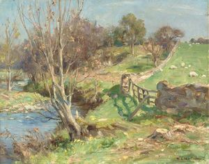 Spring, Kirkcudbright