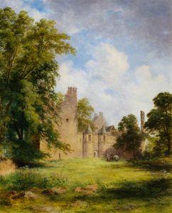 Tolquhon Castle -
