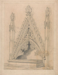 Un Monumento En Raveningham Iglesia, Norfolk
