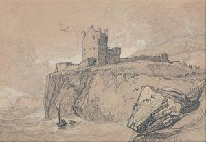 Bamborough Castle, Northumberland