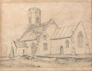 Brampton Iglesia, Norfolk, De La Sureste