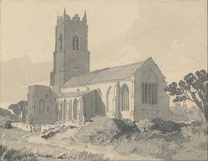 Ingham Iglesia, Norfolk