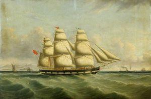 The Ship 'montezuma'