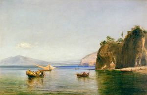Las cuevas de Ulises en Sorrento, Nápoles