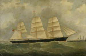 The Ship 'leonard'