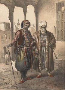 Characters, Costumes, And Modes Of Life On The Valley Of The Nile