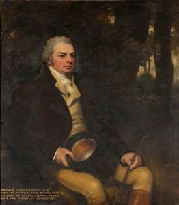 Sir John Throckmorton, 5th Bt