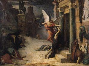 el `plague` in Roma