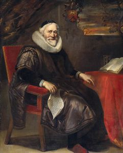Portrait Of Cornelis Nuyts
