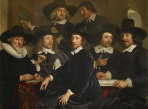 The Regents Of The Oudezijds Huiszittenhuis