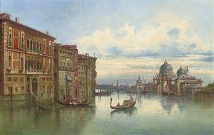 Wikioo.org - The Encyclopedia of Fine Arts - Artist, Painter  Karl Kaufmann
