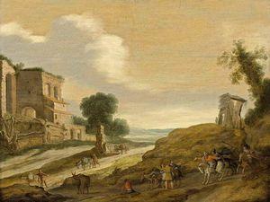 Wikioo.org - The Encyclopedia of Fine Arts - Artist, Painter  Lambert Jacobszoon