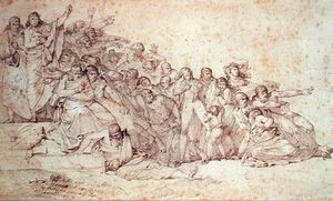 Massacre Of The Patriots At The Champ De Mars, - (17th)