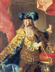 Emperor Franz I, Duke Of Lothringen