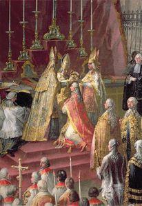 The Coronation Of Joseph Ii As Emperor Of Germany