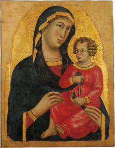 Wikioo.org - The Encyclopedia of Fine Arts - Artist, Painter  Memmo Di Filippuccio
