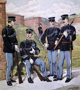 U.S. Infantry Full Dress