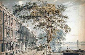 Cheyne Walk, Chelsea