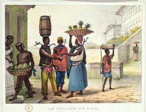 Iron Collar Punishment For Fugitive Slaves